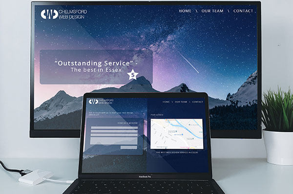 Superior web solutions from the Chelmsford Web Design Company